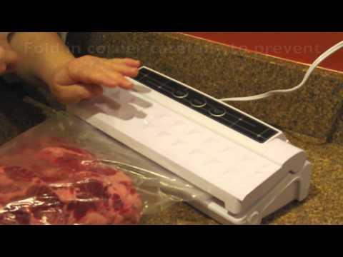 Drybag Steak Starter Kit with Sealer