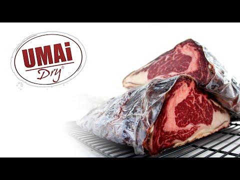 An Introduction to UMAi Dry - The Original Dry Aging Bag