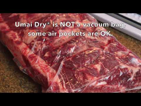UMAi Dry Quick Sealing Tutorial