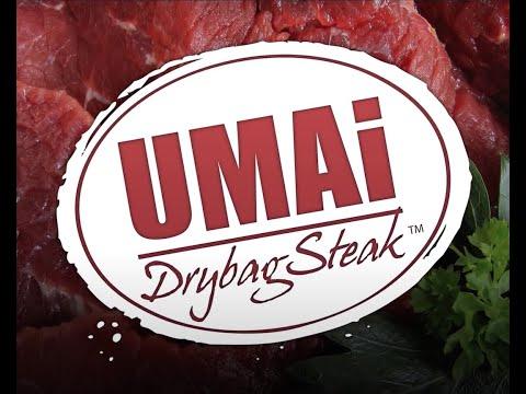 UMAi Dry for Restaurant In-House Dry Aged Steak Program