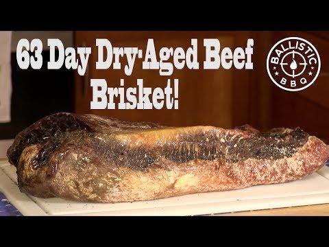 60 Day Dry-Aged Brisket Experiment! + 3 Days! | UMAi Dry