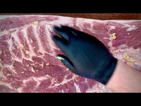 Pancetta Video 1