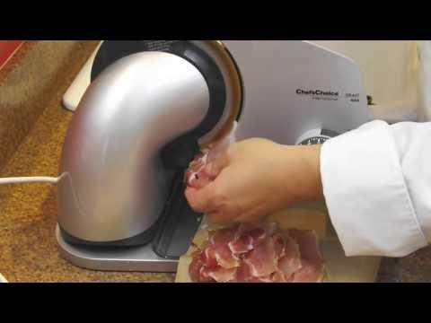 Slicing Prosciutto Made the UMAi Dry® Way