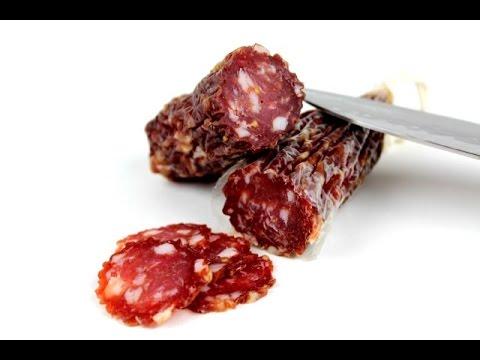 How to make German dry sausage Mettwurst/Dauerwurst
